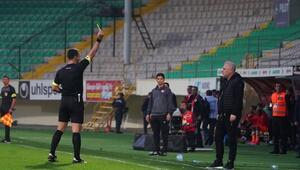 Gaziantep FKnın dikkat çeken kart istatistiği Sumudica tam 8 kez...