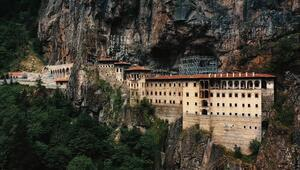 İşte Sümela Manastırı'nın 5 yıllık restorasyon serüveni