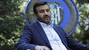 Son Dakika | Ankaragücü Başkanı Fatih Mert: TFFye Bakanımıza ve kulüplerimize teşekkür ederim