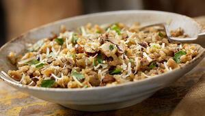 Mantarlı risotto tarifi ve malzeme listesi Mantarlı risortto nasıl yapılır