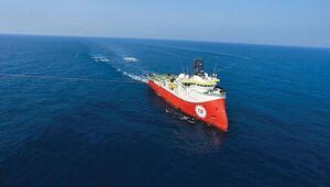 Türkiye Doğu Akdeniz'de yeni Navtex yayınladı: Barbaros'a KKTC görevi