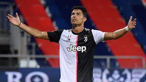 Şampiyon Juventus, Cagliariye direnemedi