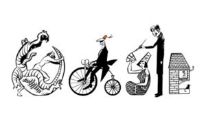Turhan Selçuk kimdir Google Turhan Selçuku doodle yaptı Turhan Selçukun hayatıyla ilgili bilgiler
