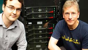 Dünyanın en hızlı süper bilgisayar teknolojisi Almanyada kuruluyor