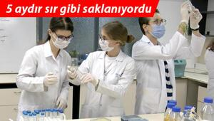 Koronavirüste beklenen aşı müjdesi Ankaradan geldi İnsan denemelerine başlanacak...