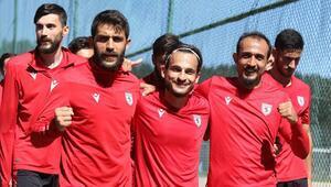 Samsunsporda hedef önce Süper Lig, sonra Avrupa kupaları