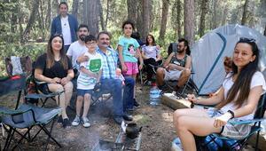 Ankarada milli parklara yoğun ilgi