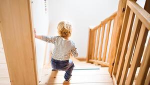 Çocuklarda ev kazalarının görülme oranı salgın döneminde arttı