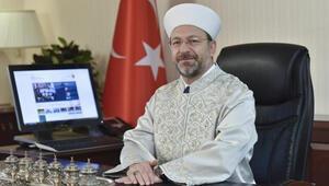 Diyanet İşleri Başkanı Ali Erbaştan Kurban Bayramı mesajı