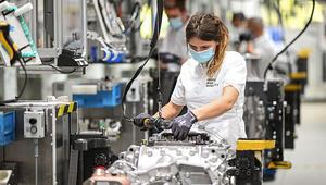 Almanya ekonomisi yüzde 10 küçüldü