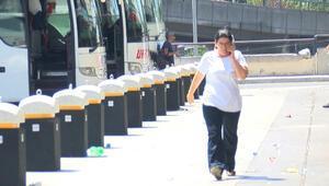 Otogarda sessizlik: Eskiden buralar tıklım tıklımdı