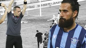 Son Dakika   Adana Demirspor - Karagümrük finalinde tarihi hata Penaltılar öncesi Erkan Zengin...