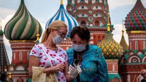 Rusyada Covid-19 vaka sayısı 840 bine dayandı