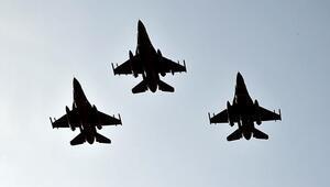 Son dakika: Türk F-16ları Azerbaycanda