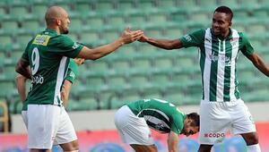 Bursaspor maziyi arıyor Hücum oyuncuları son 6 yılda...