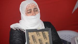 Diyabakırda evlat nöbetindeki ailelerin buruk bayramı