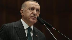 Cumhurbaşkanı Recep Tayyip Erdoğan, liderlerle bayramlaştı