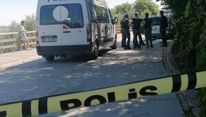 Mogan'da kadın cesedi bulundu