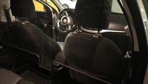 ABB'den taksilere şeffaf kabin