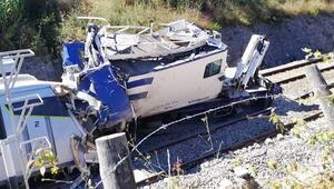 Portekiz'de hızlı tren kazası 1 ölü, 50 yaralı