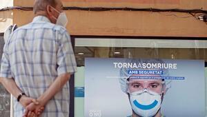 İspanyada koronavirüs vakaları artmaya devam ediyor