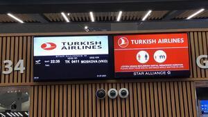 Koronavirüs nedeniyle durdurulmuştu Türkiye-Rusya arasında uçuşlar yeniden başladı