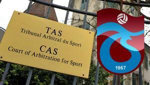 Trabzonsporu reddeden CAStan çifte standart Skandal davada yeni belge
