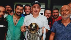 Süleyman Hurma: Süper Lige renk katacağız. Şenol Can ile yola devam edeceğiz...