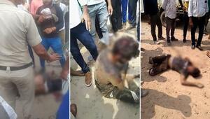 Hindistanda Müslüman genç, inek eti taşıdığı iddiasıyla linç edildi