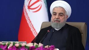 İran Cumhurbaşkanı Ruhaniden flaş koronavirüs açıklaması