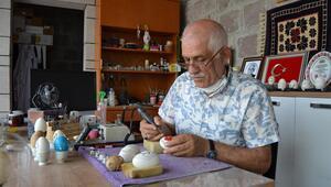 Yumurta kabuğundan çıkan sanat