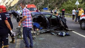 Son dakika... Adanada korkunç kaza: 4 ölü, 2 yaralı