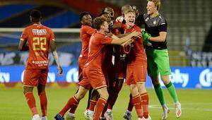 Belçikada futbol yaklaşık 5 ay sonra yeniden başladı