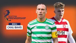 Celtic üst üste 10. şampiyonluk için sezonu açıyor Hamiltona karşı kazanırlarsa iddaada...
