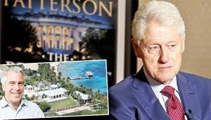 Clinton'ın tepkisini çeken iddia: O da günah adasındaydı