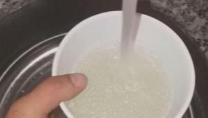 Suyun rengi ve kokusu değişince ortaya çıktı
