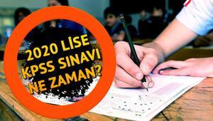 KPSS ortaöğretim başvuruları ne zaman alınacak
