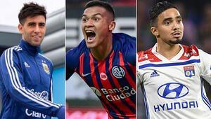 Beşiktaşta sağ beke 3 aday: Leonel Di Placido, Marcelo Herrera ve Rafael