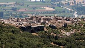 Kibyra Antik Kentte ilk defa bazilikal planlı kilise bulundu