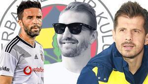 Son Dakika | Gökhan Gönül ile birlikte Fenerbahçeye gidiyor Beşiktaş köşeye sıkıştı...