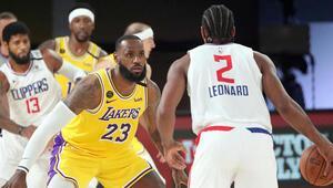 NBAde haftanın maçlarını kaçırmayın