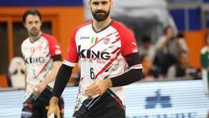 Solhanspor, İtalyan smaçör Jacopo Massari ile anlaştı
