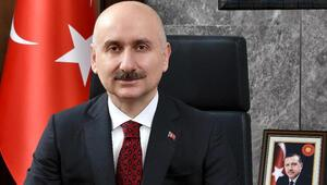 Bakan Karaismailoğlu: Türkiyemiz büyük fırsatlarla karşı karşıya