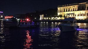 İstanbul Boğazı'ndaki teknelere koronavirüs denetimi
