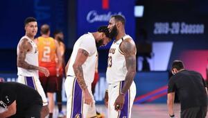 Los Angeles Lakers 116 - 108 Utah Jazz