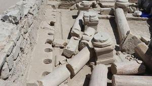 Denizlideki 2 bin yıllık umumi tuvalet turizme kazandırılacak