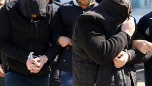 Denizlide FETÖ operasyonu: 2 tutuklama