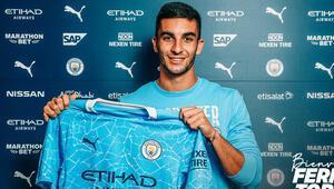 Manchester City transferi açıkladı 23 milyon Euro...