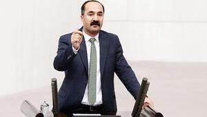 HDP'li vekile 'eşini yaralama' fezlekesi