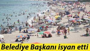 Marmara Ereğlisi belediye ekipleri, 4 günde 500 ton çöp topladı